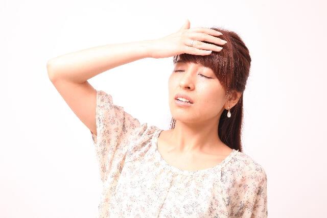 熱中症と頭痛やめまい