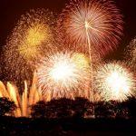 あげお花火大会2017年/関東最大級の2尺玉を観に行こう