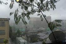台風の風向き