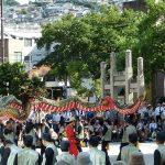 長崎くんち2017。無料や有料会場で龍踊りや御座船を観るには?