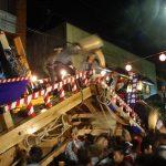 角館のお祭り2016年。観光用激突や手踊りを観覧するプラン