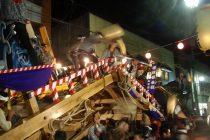 角館のお祭り