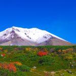 大雪山の紅葉をロープウェイで観る見ごろ時期。旭岳と黒岳など。