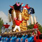 新居浜太鼓祭2016年。かきくらべを見るには? 鉢合せの予想は?