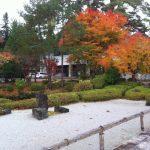 高野山の紅葉。奥の院から蛇腹路まで紅葉とお寺の日帰り散策コース
