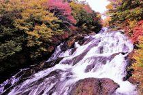 奥日光・竜頭の滝の紅葉