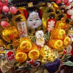 氷川神社の十日市(とおかまち)と大湯祭の時間や見どころの詳細。